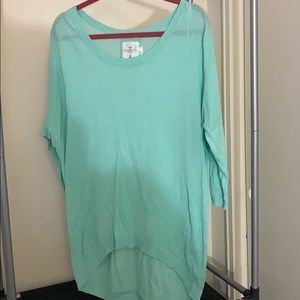 H&M Quarter sleeve tunic.